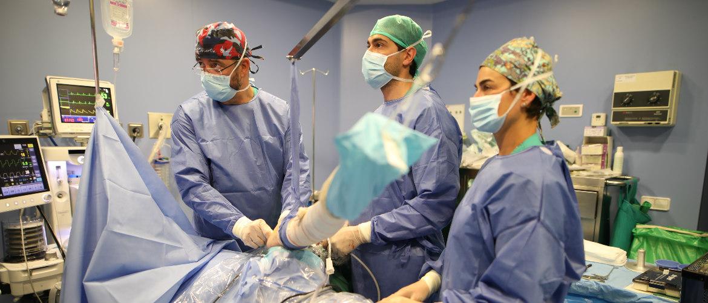 cirugía ortopédica y traumatología Madrid