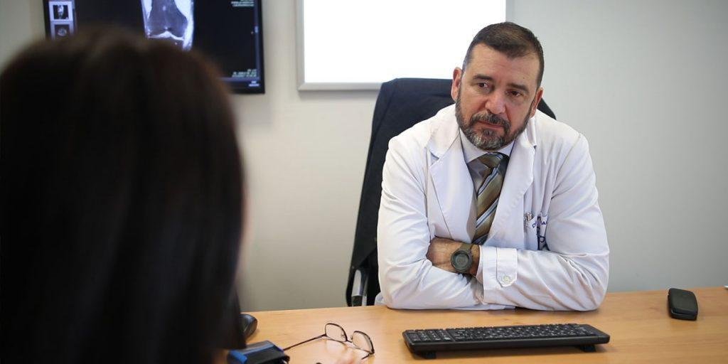 traumatología madrid | Servicos, Ubaldo Peñalba Suarez