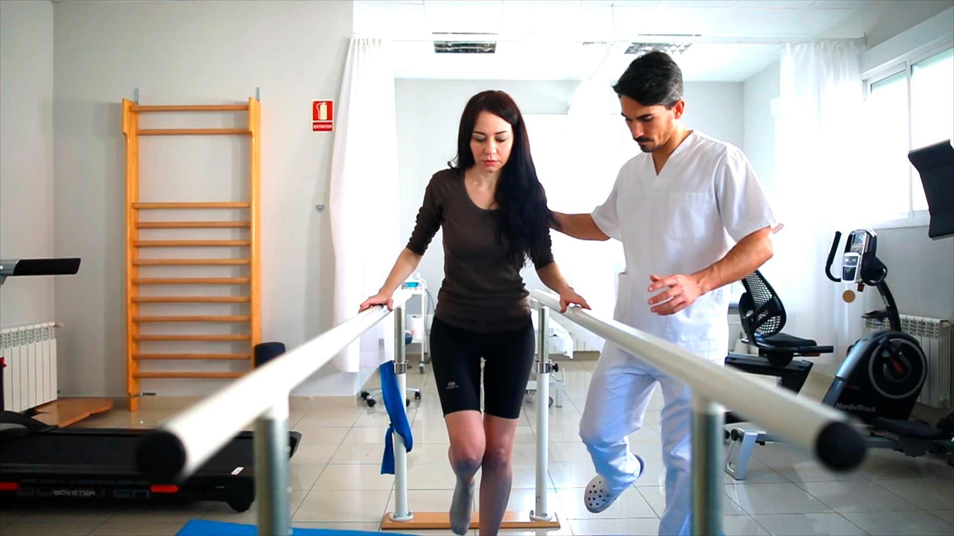 rehabilitacion y traumatología madrid
